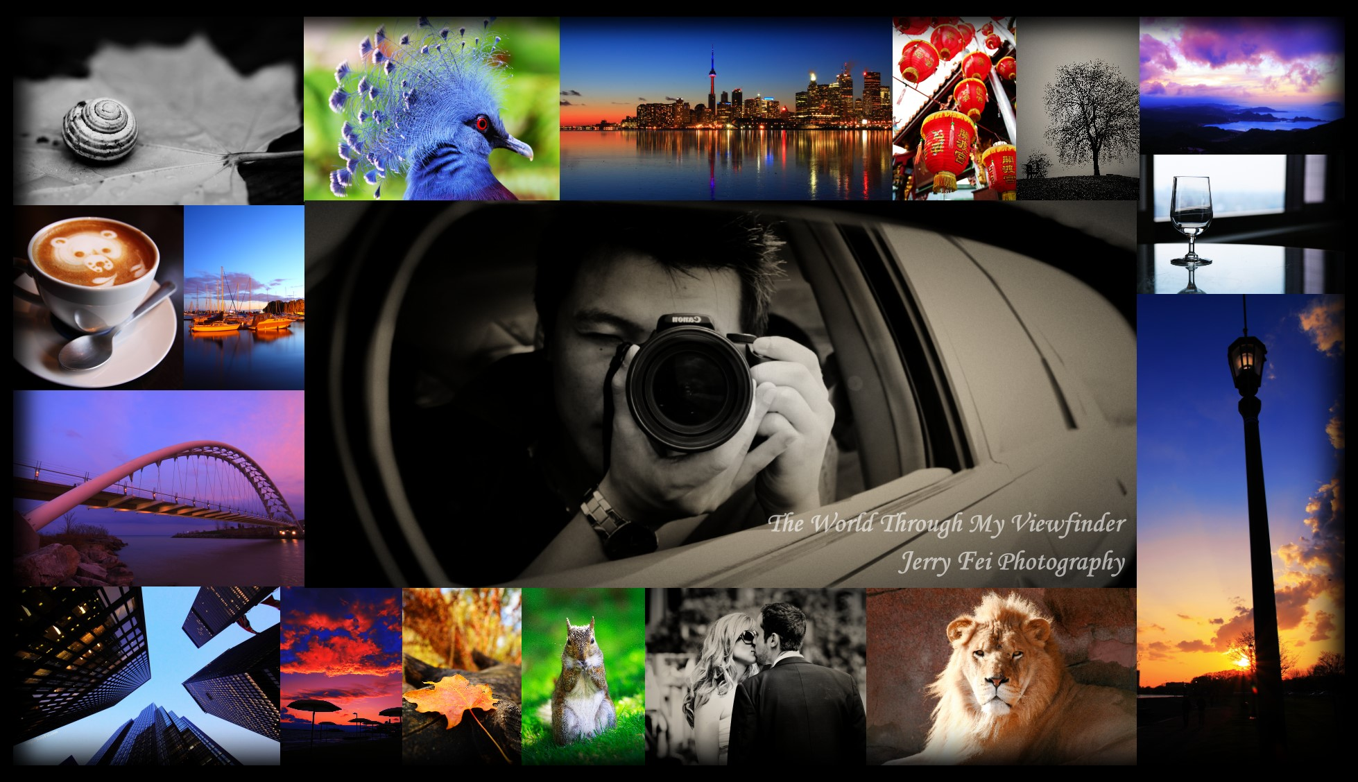 The World Through My Viewfinder - Jerry Fei Photography. 多倫多華人攝影師(Toronto based Photographer)